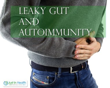 Leaky gut and autoimmunity