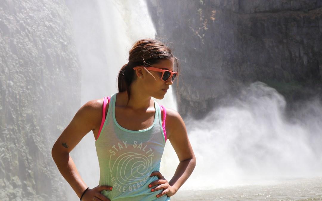 Hiking Palouse Falls