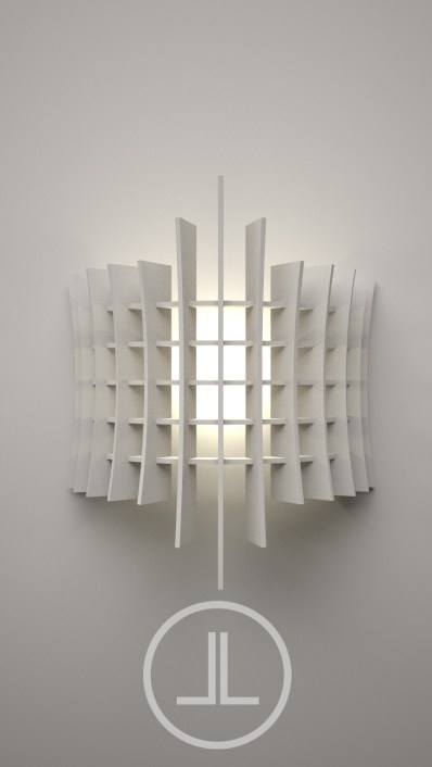 Light Sconce Front