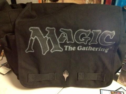 A literal swag bag.