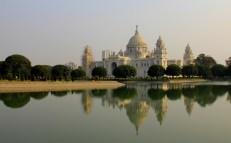The Victoria Memorial - Kolkata, India
