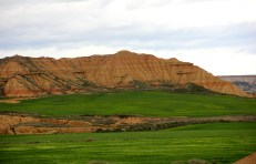 Bardenas Reales - Where Game of Thrones was Shot