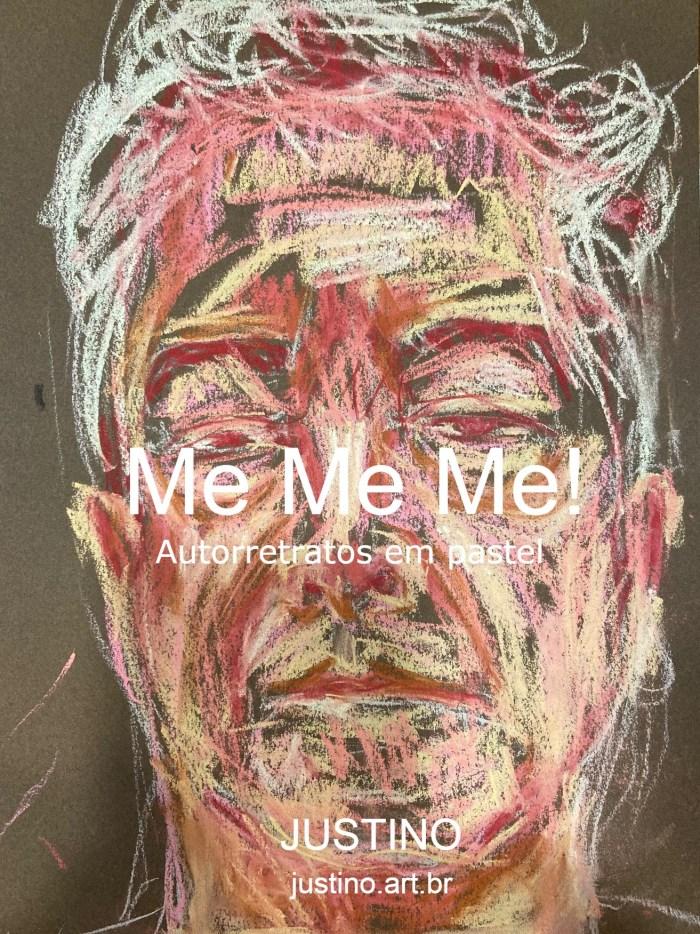 Exposição Virtual: Me Me Me! 21 autorretratos a pastel