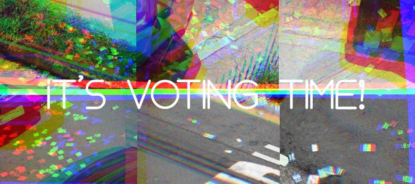 "Its voting time!"", Justino, fotografia, 2020."