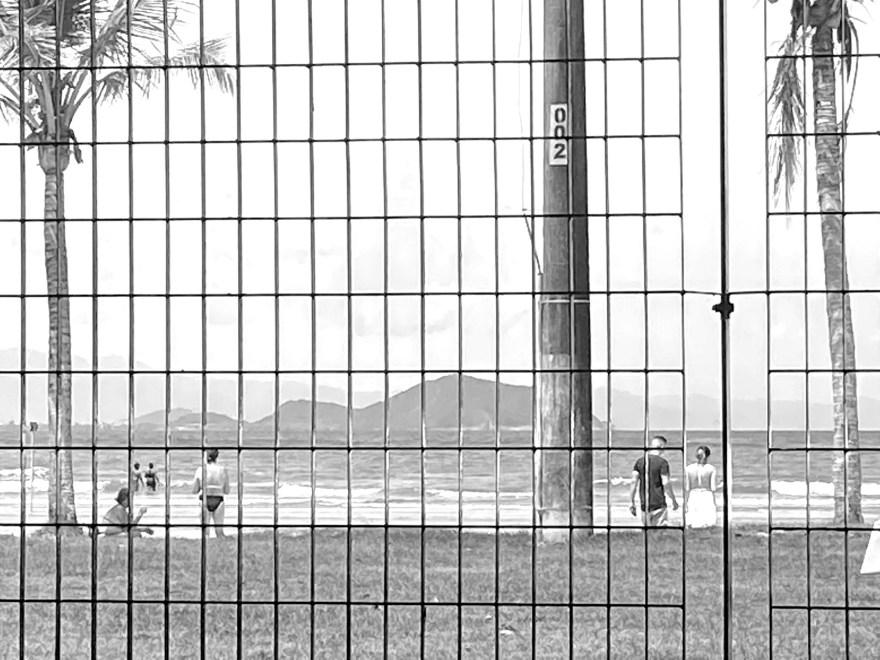 """""""Beira-mar - 3"""", Justino, Fotografia digital, 2021."""