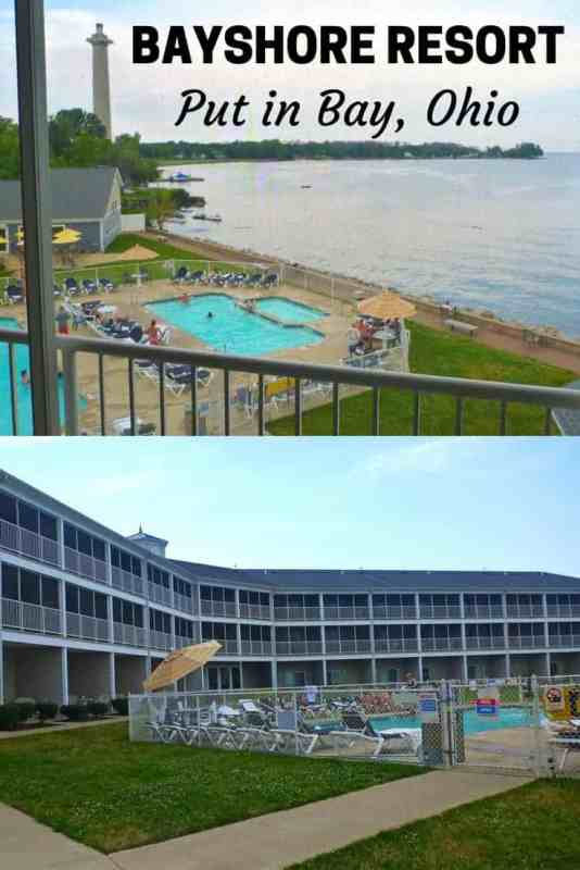Review: Bayshore Resort Put in Bay Ohio
