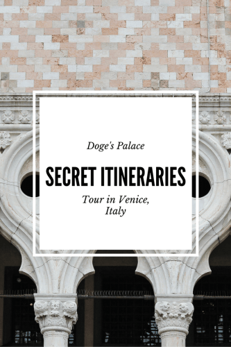 Doge's Palace Secret Itineraries Tour in Venice, Italy