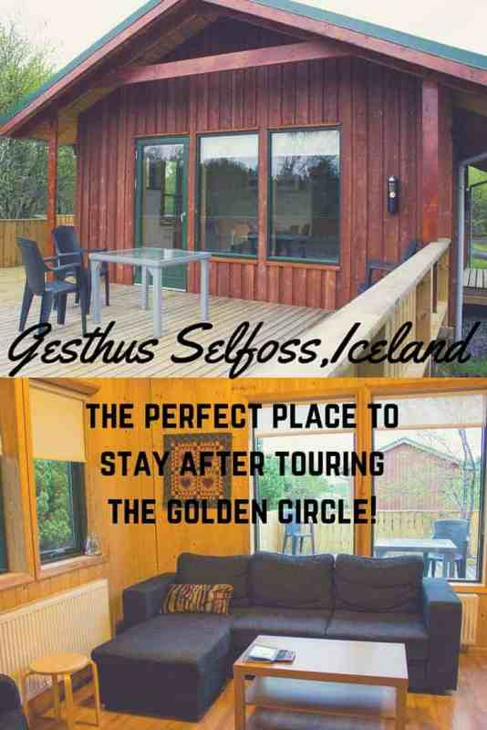Gesthus Selfoss - Accommodation Review - Near the Golden Circle, Iceland
