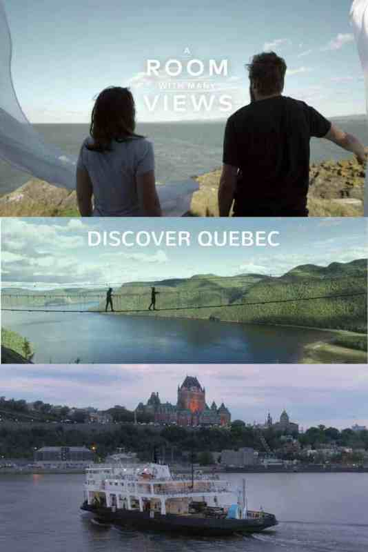 A Room With Many Views - Discover Incredible Quebec