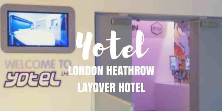 Yotel-Title Review: Yotel London Heathrow Layover Hotel