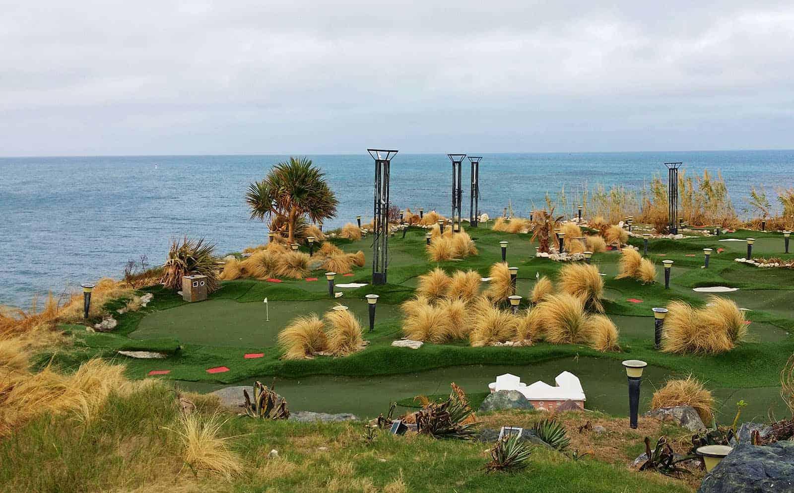 Bermuda Fun Golf – The Best Mini Golf in the World