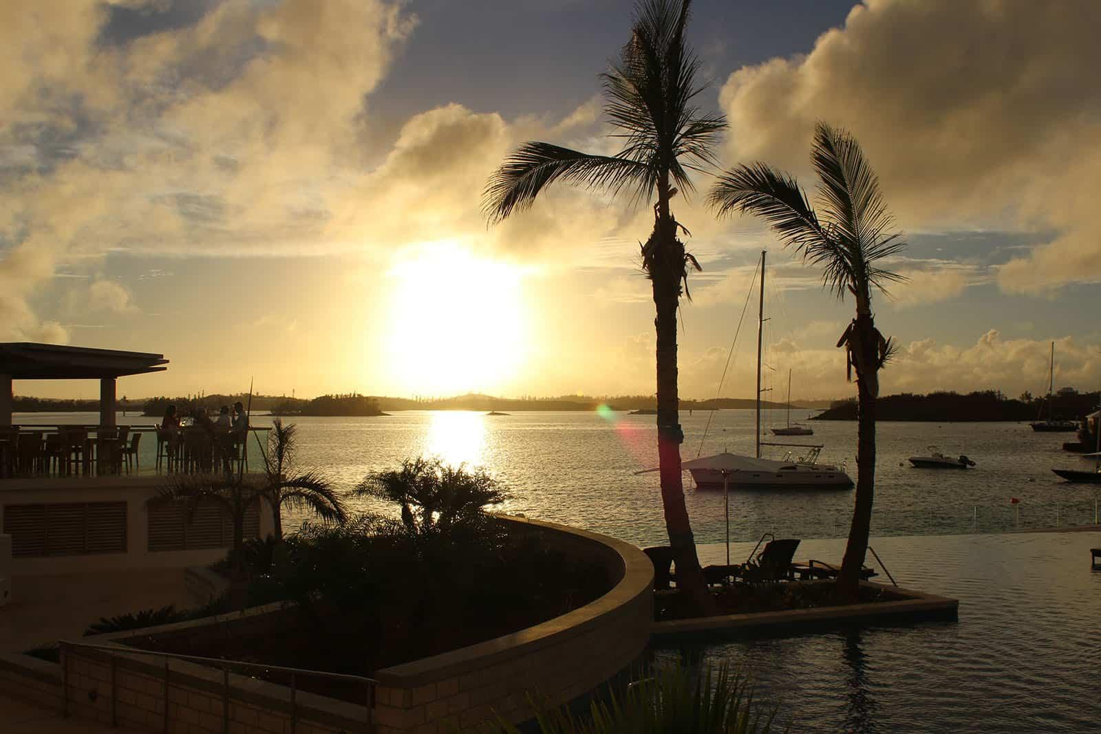 Fairmont Hamilton Princess Bermuda: Welcome to Paradise