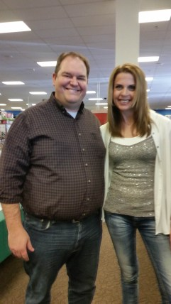 Authors Justin Swapp and Amy Wilde
