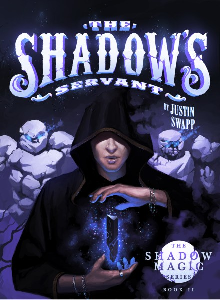 The Shadow's Servant Cover Reveal