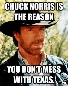 chuck texas