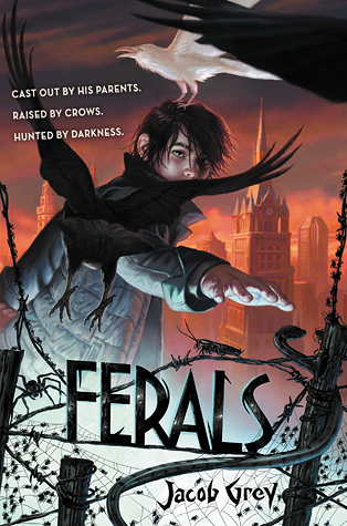 Ferals Book Review