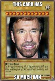 norris card