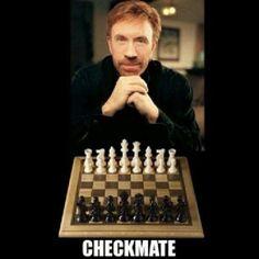 norris checkmate