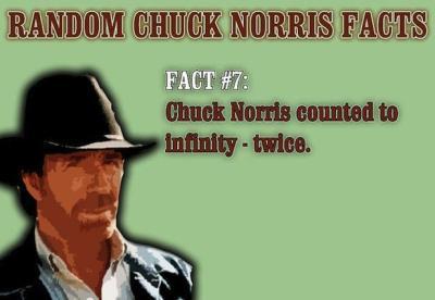 norris infinity