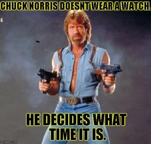 norris watch