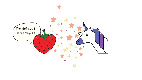 unicorn and magic berry diet