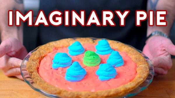 imaginary pie