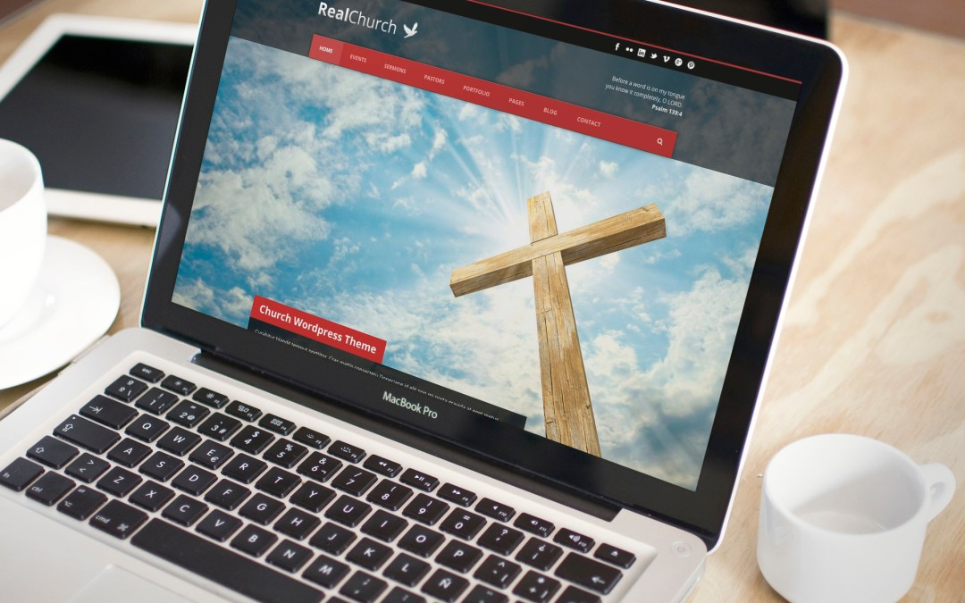 5 New Rules for Effective Church Websites