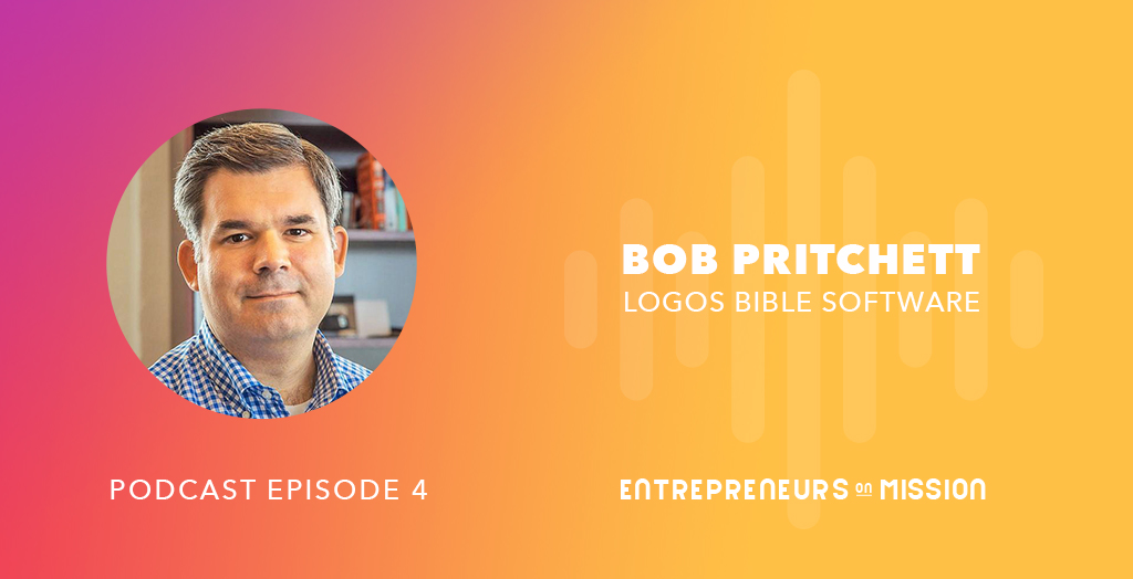 Logos Bible Software: Bob Pritchett