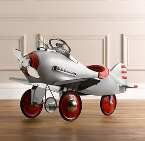 Toy Car / Planes that bring out the kids in you