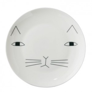 Cat Face plate