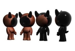 CuteDevil – character design