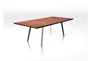 Simply L dining table