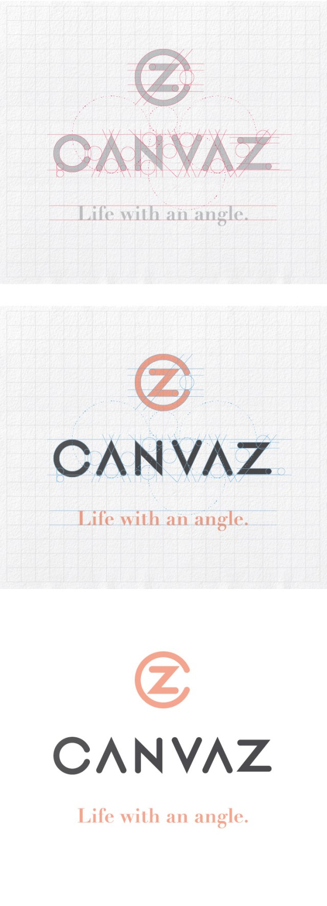 Canvaz Brand Identity Design & Strategy