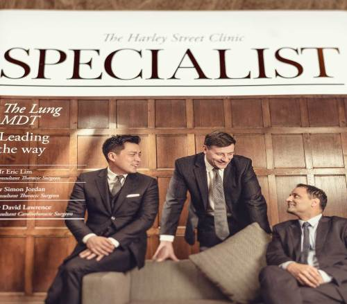 The Harley Street Clinic Specialist Magazine Issue Three