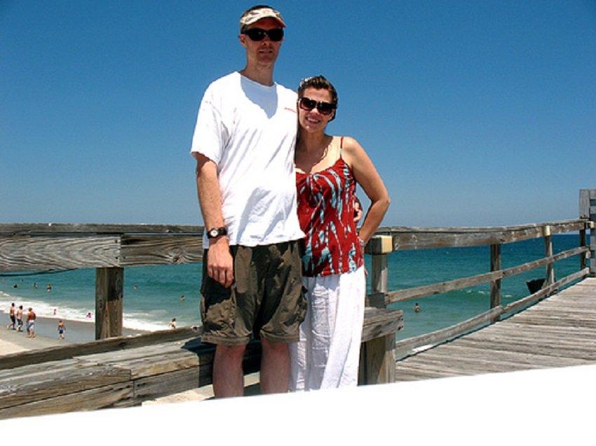 Wilmington pier