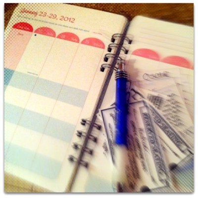2012 Goals check-in