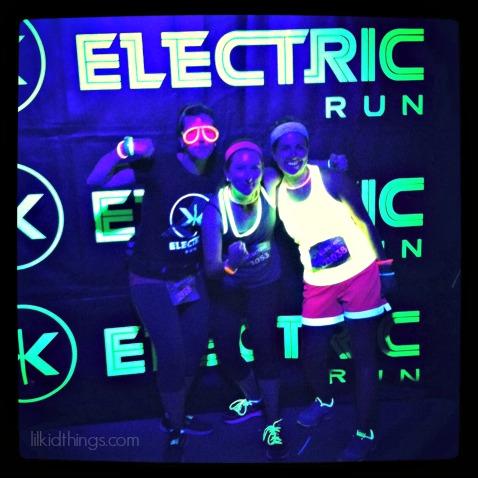 electric finish