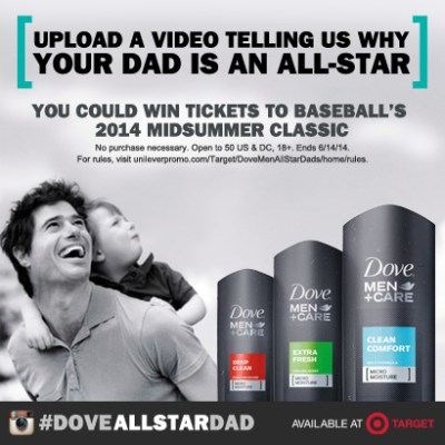 Do you know an All-Star Dad? Enter to win an awesome trip!