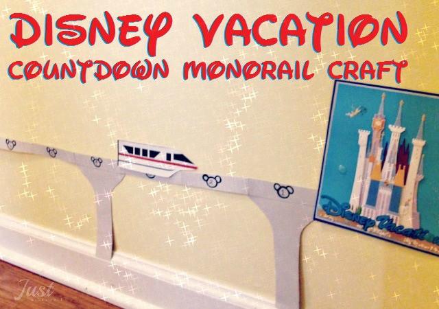 monorail countdown to Disney