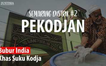 Kilas Balik Semarang Distrik