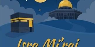 Ihwal Isra Mi'raj; Realitas Konstruktivisme Islam