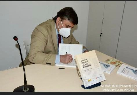 presentación crónica notarial de una pandemia