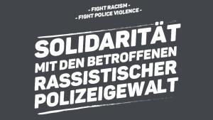 Es reicht jetzt mit der Polizeigewalt in Deutschland und der immer nicht ermittelden Jusitz!