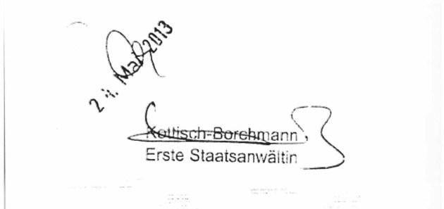 """Das ist """"Verbotene Mitteilung über eine Gerichtsverhandlung"""". Die öffentliche Hinterfragung dieser Unterschrift wegen willkürlicher Verfolgung eines Kollegen ..."""