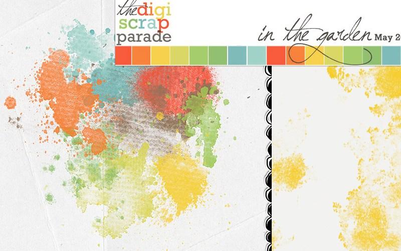 Digi Scrap Parade Stop Here >>  FREEBIE