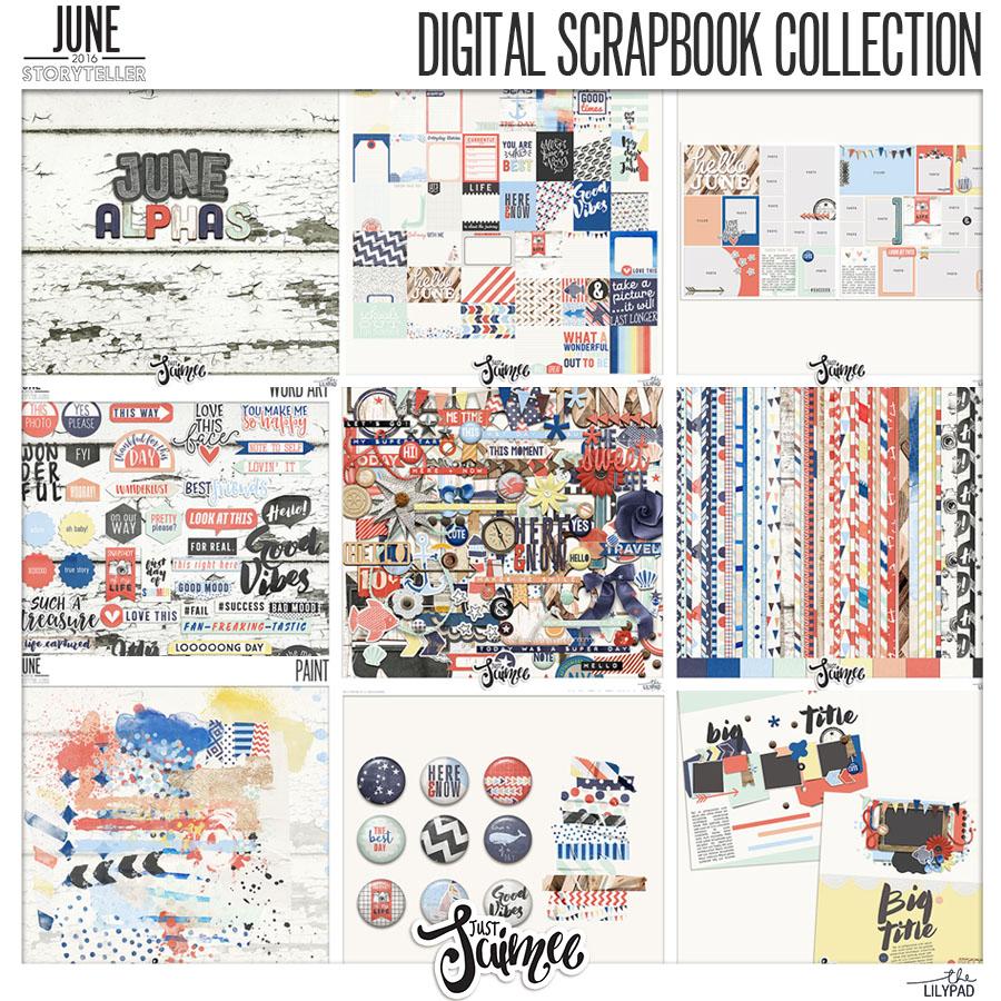 June Storyteller Collection