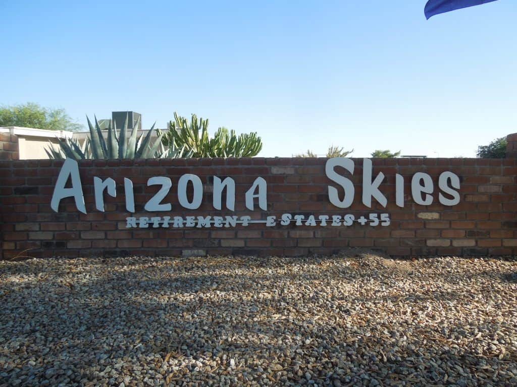 Manufactured Home Communities Owned Land Az 55