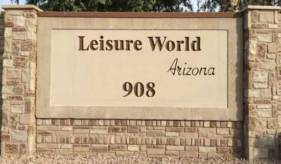 Leisure World 2010 HOA Fees