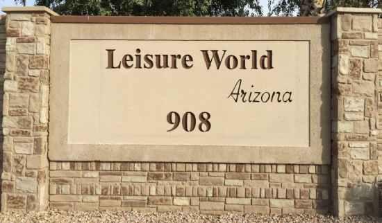 Leisure World 2010 Hoa Fees Arizona Retirement Communities