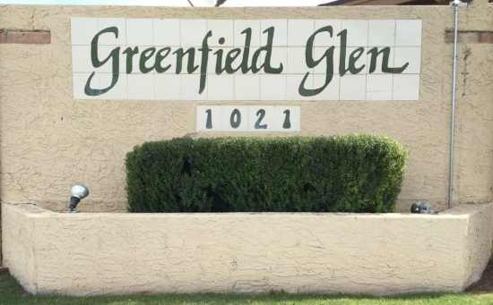 Welcome to Greenfield Glen